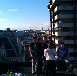 Balcony.tv Finn McGinn